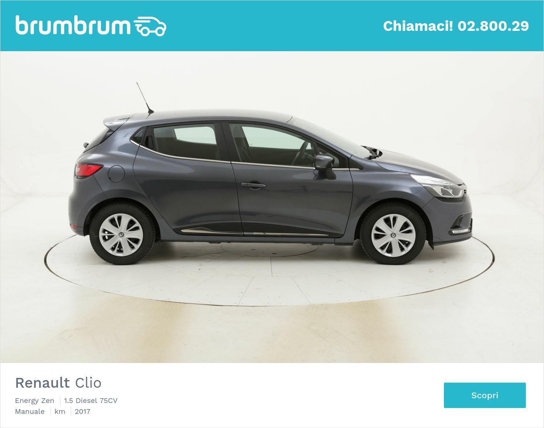 Renault Clio Energy Zen usata del 2017 con 33.153 km | brumbrum
