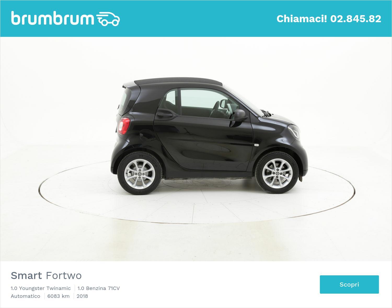 Smart Fortwo usata del 2018 con 6.134 km | brumbrum