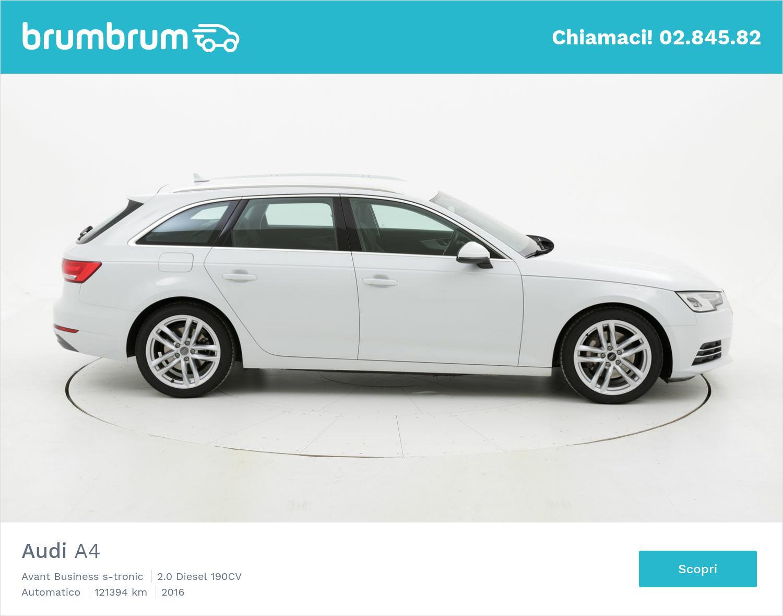 Audi A4 usata del 2016 con 121.709 km | brumbrum