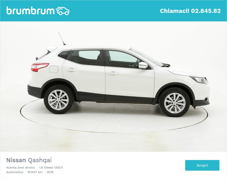 Nissan Qashqai usata del 2016 con 101.567 km | brumbrum