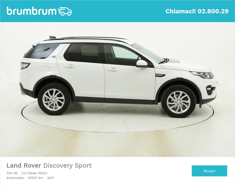 Land Rover Discovery Sport usata del 2017 con 57.941 km | brumbrum