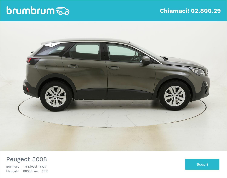 Peugeot 3008 Business usata del 2018 con 111.116 km | brumbrum