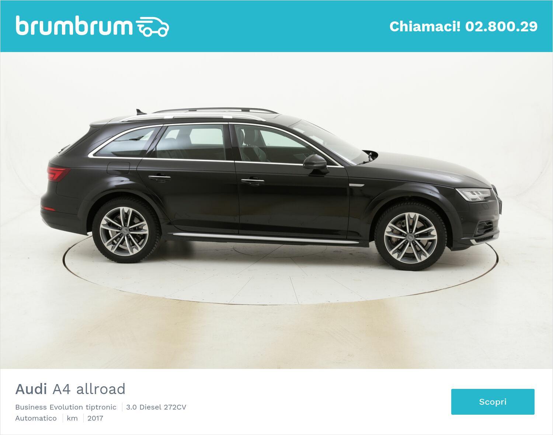 Audi A4 allroad Business Evolution tiptronic usata del 2017 con 87.660 km | brumbrum