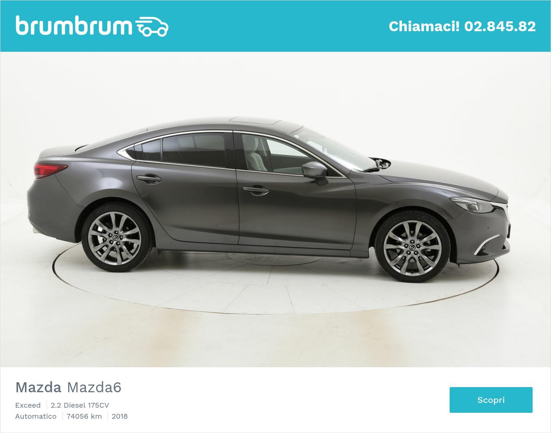 Mazda Mazda6 usata del 2018 con 74.444 km | brumbrum