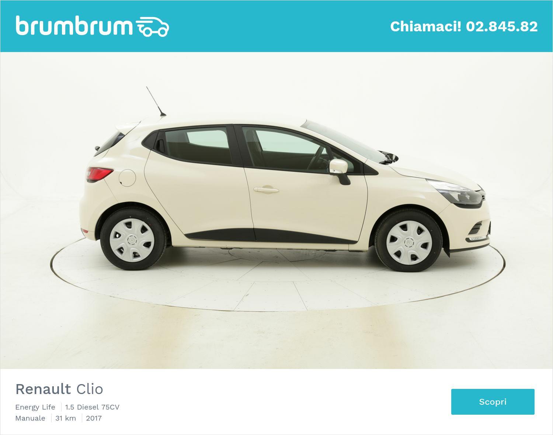 Renault Clio usata del 2017 con 112 km | brumbrum