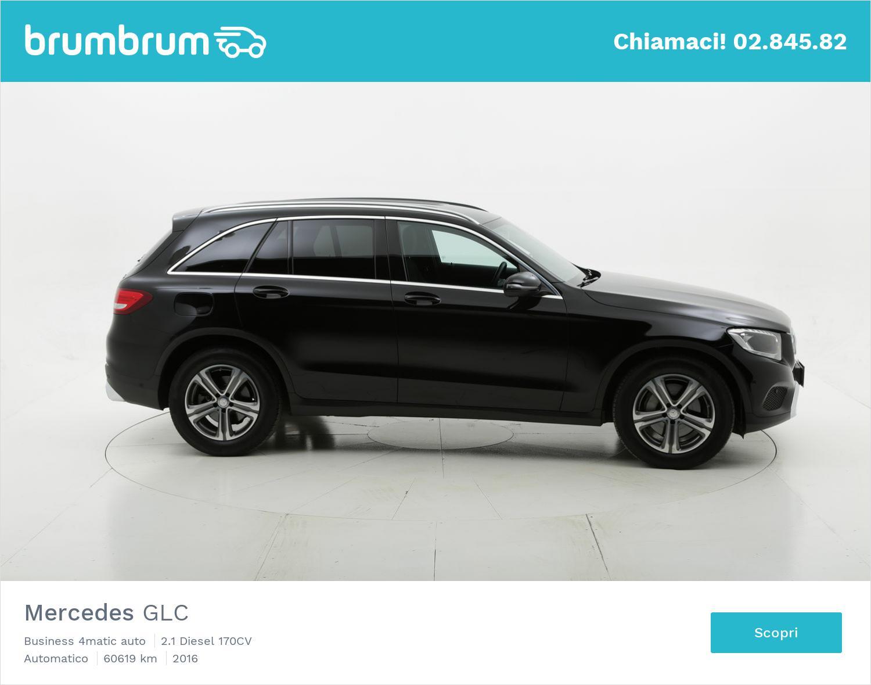 Mercedes GLC usata del 2016 con 62.536 km | brumbrum