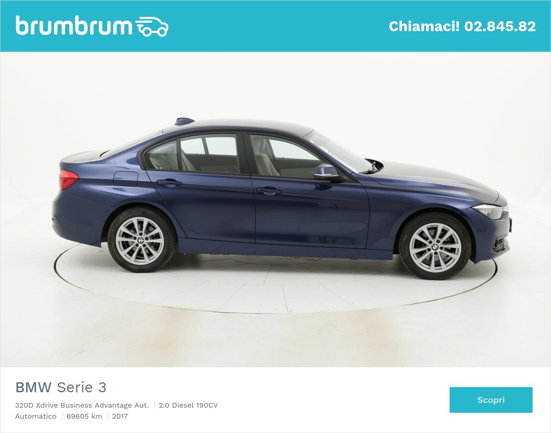 BMW Serie 3 usata del 2017 con 69.933 km | brumbrum