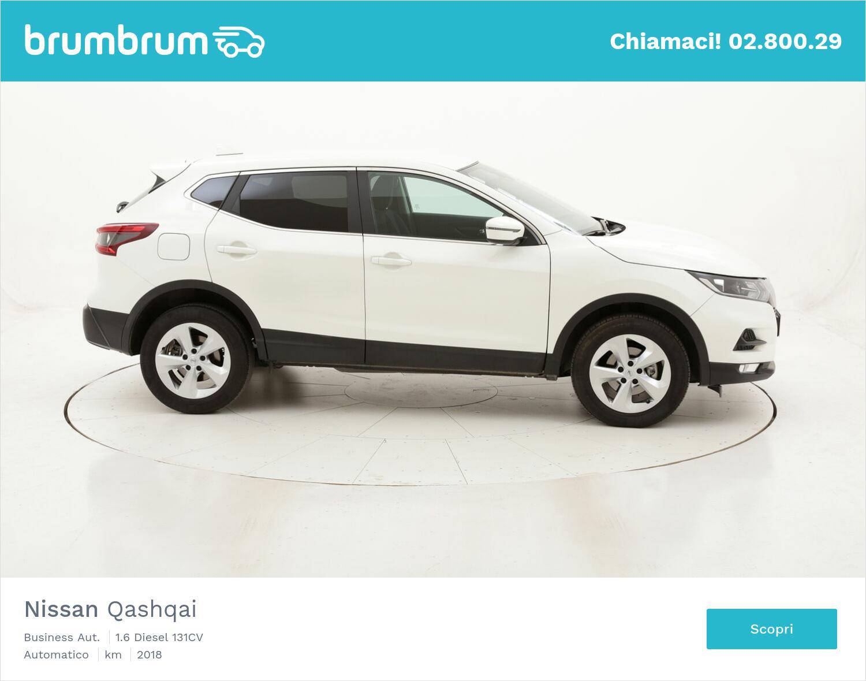 Nissan Qashqai Business Aut. usata del 2018 con 80.798 km | brumbrum