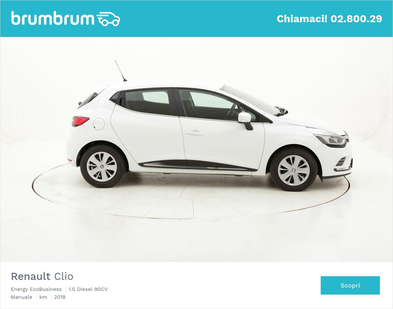 Renault Clio Energy EcoBusiness usata del 2018 con 94.022 km | brumbrum