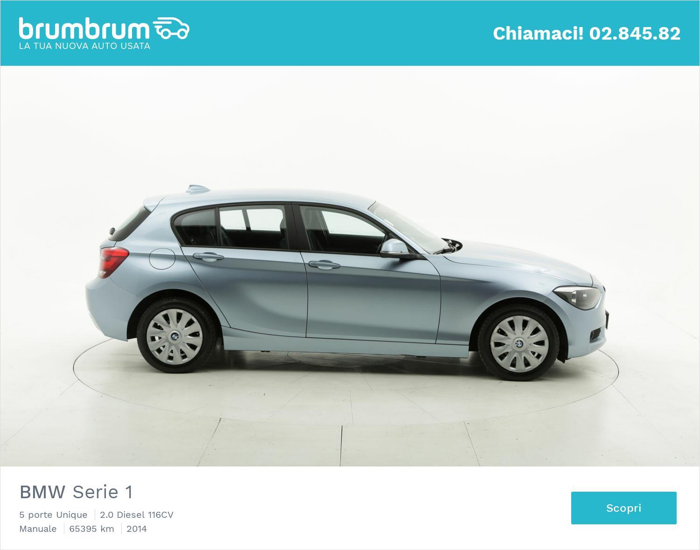 BMW Serie 1 usata del 2014 con 65.408 km | brumbrum