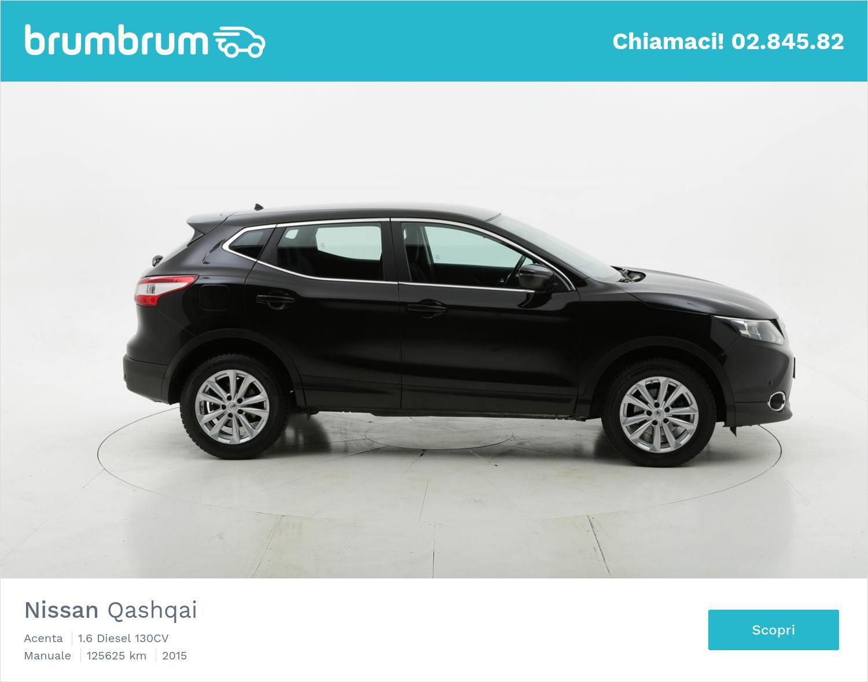 Nissan Qashqai usata del 2015 con 125.701 km | brumbrum