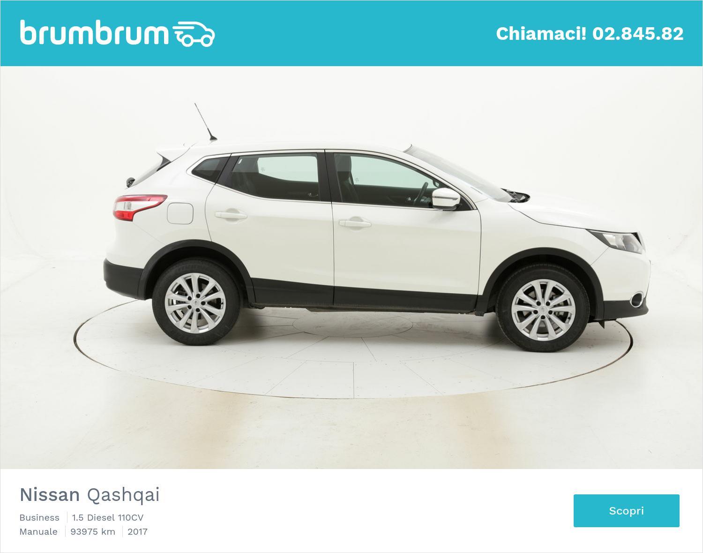 Nissan Qashqai usata del 2017 con 98.249 km | brumbrum