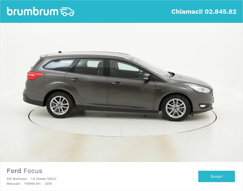 Ford Focus usata del 2015 con 115.259 km | brumbrum