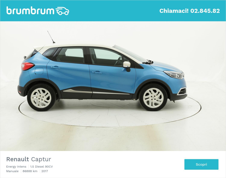 Renault Captur usata del 2017 con 87.203 km | brumbrum