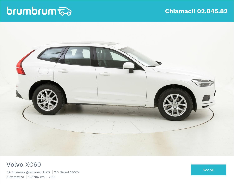 Volvo XC60 usata del 2018 con 108.803 km | brumbrum