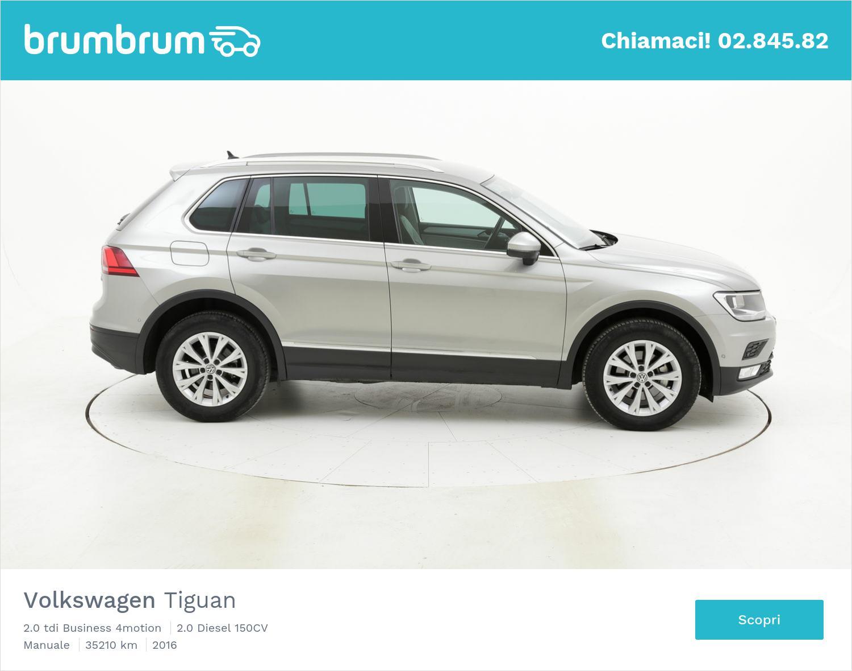 Volkswagen Tiguan usata del 2016 con 35.394 km   brumbrum