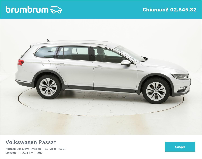 Volkswagen Passat usata del 2017 con 77.850 km | brumbrum