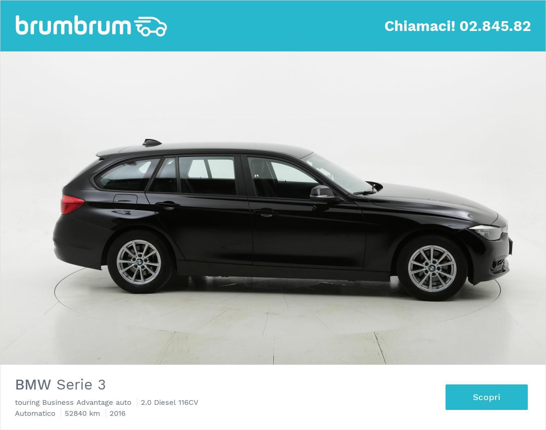 BMW Serie 3 usata del 2016 con 53.558 km | brumbrum
