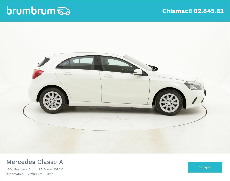 Mercedes Classe A usata del 2017 con 77.598 km   brumbrum