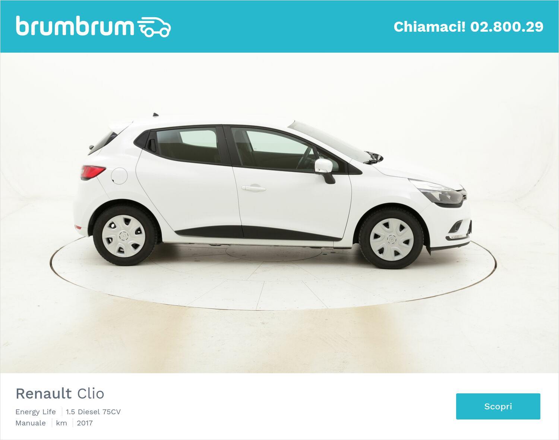 Renault Clio Energy Life usata del 2017 con 63.415 km | brumbrum