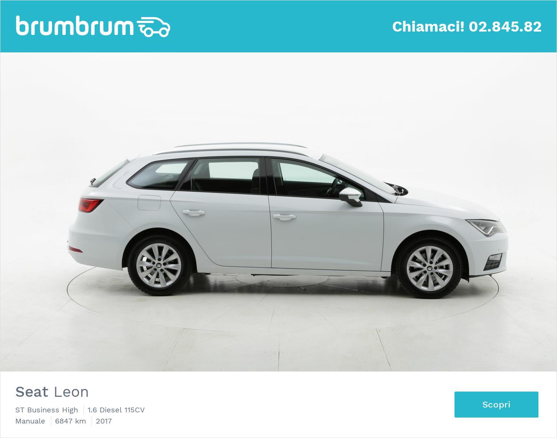 Seat Leon usata del 2017 con 7.320 km | brumbrum