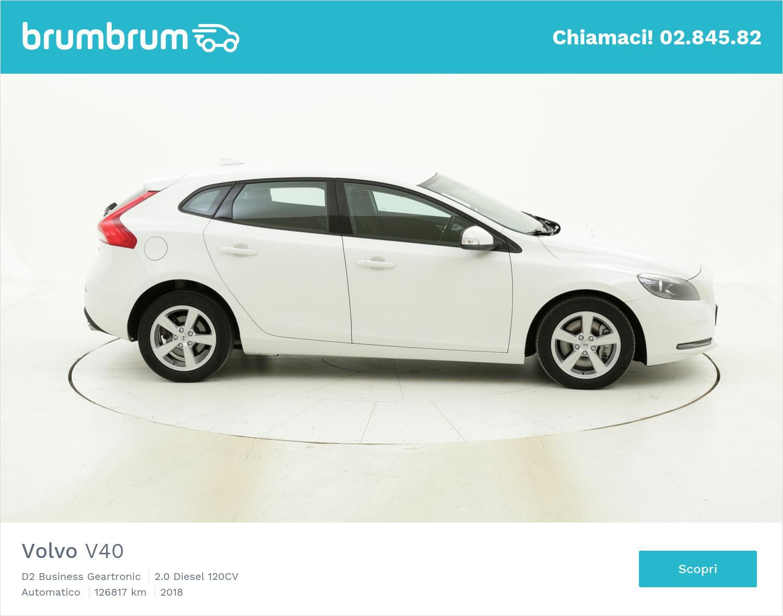 Volvo V40 usata del 2018 con 127.114 km | brumbrum