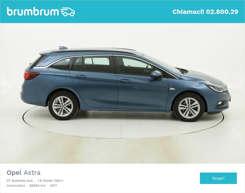 Opel Astra usata del 2017 con 87.050 km   brumbrum