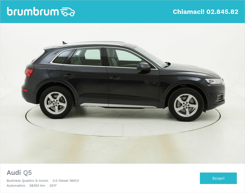 Audi Q5 usata del 2017 con 58.394 km | brumbrum