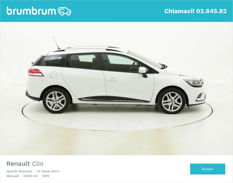 Renault Clio usata del 2019 con 23.533 km | brumbrum