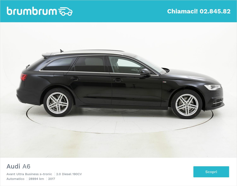 Audi A6 usata del 2017 con 29.181 km | brumbrum