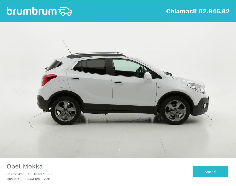 Opel Mokka usata del 2014 con 108.539 km | brumbrum