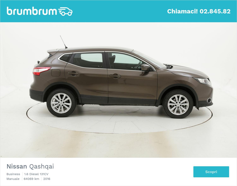 Nissan Qashqai usata del 2016 con 64.318 km   brumbrum