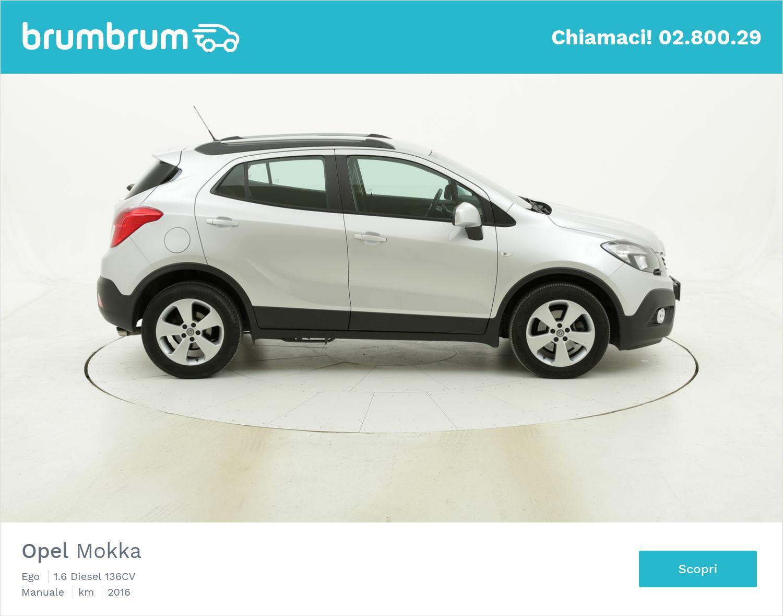 Opel Mokka Ego usata del 2016 con 70.660 km | brumbrum
