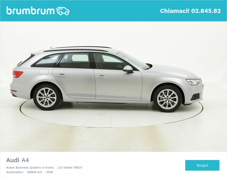Audi A4 usata del 2016 con 64.541 km | brumbrum