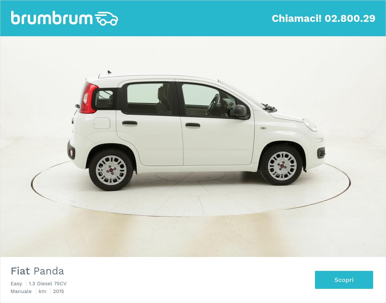 Fiat Panda Easy usata del 2015 con 28.057 km | brumbrum