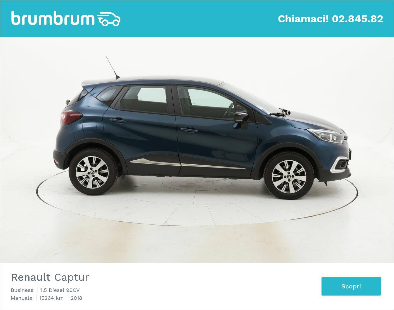 Renault Captur usata del 2018 con 15.304 km | brumbrum