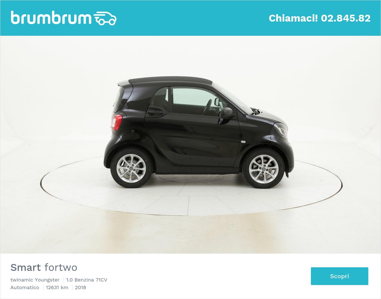 Smart Fortwo usata del 2018 con 12.954 km | brumbrum