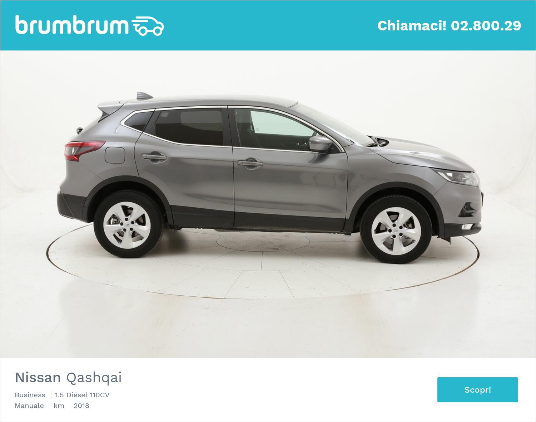 Nissan Qashqai Business usata del 2018 con 27.177 km | brumbrum