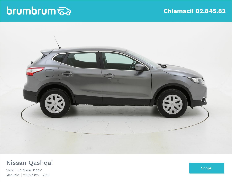 Nissan Qashqai usata del 2016 con 118.079 km | brumbrum