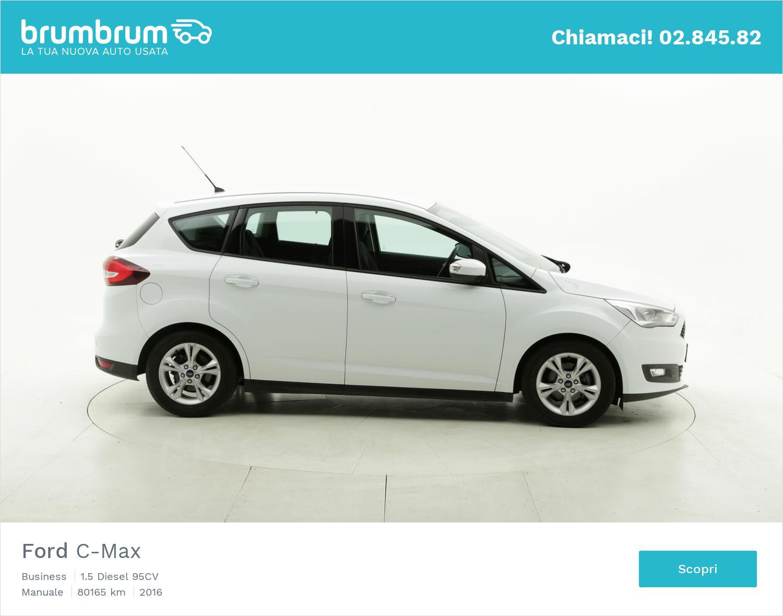 Ford C-Max usata del 2016 con 80.474 km | brumbrum