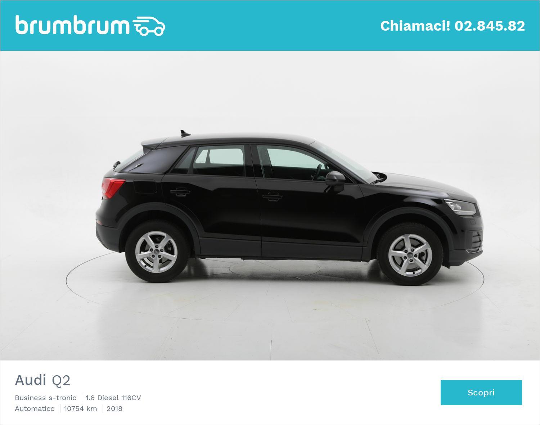 Audi Q2 usata del 2018 con 10.791 km | brumbrum