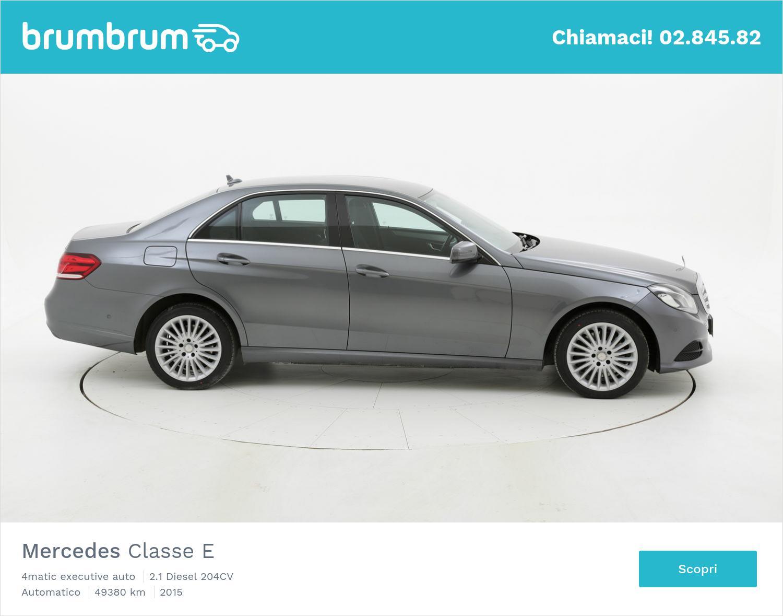 Mercedes Classe E usata del 2015 con 49.579 km | brumbrum