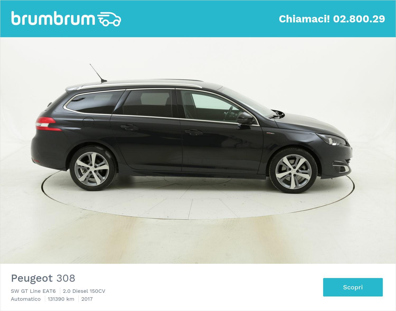 Peugeot 308 usata del 2017 con 131.966 km | brumbrum