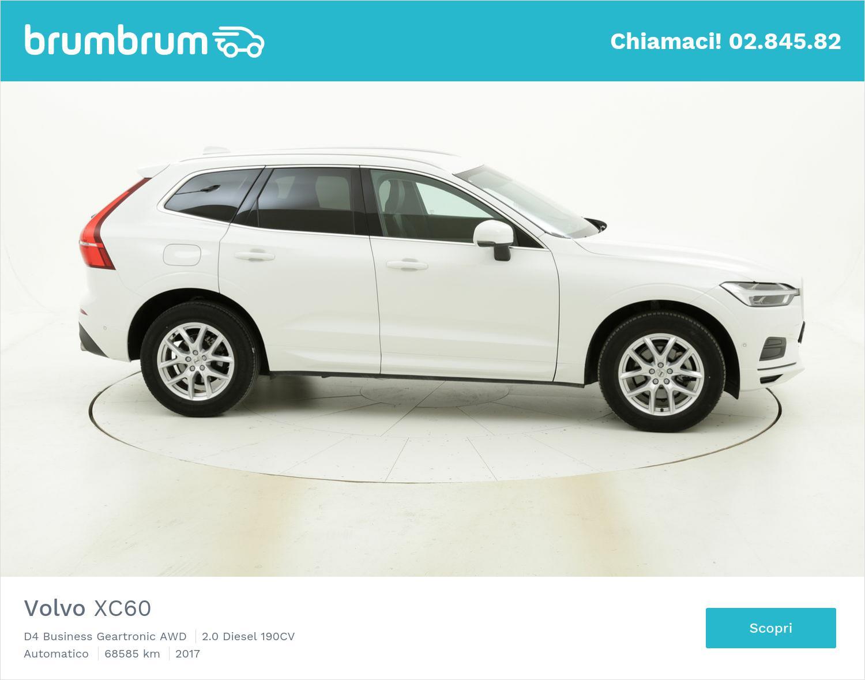 Volvo XC60 usata del 2017 con 68.637 km | brumbrum