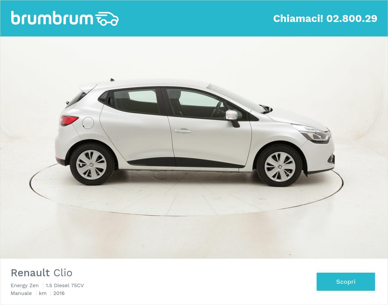 Renault Clio Energy Zen usata del 2016 con 30.246 km | brumbrum