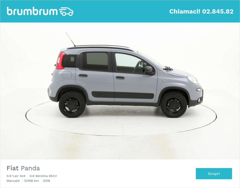 Fiat Panda usata del 2018 con 12.626 km | brumbrum