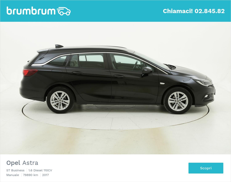 Opel Astra usata del 2017 con 80.133 km   brumbrum