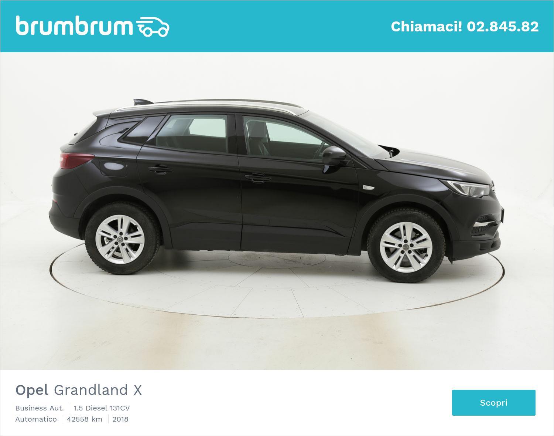 Opel Grandland X usata del 2018 con 42.612 km | brumbrum