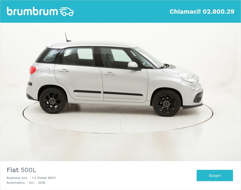 Fiat 500L Business Aut. usata del 2018 con 83.632 km   brumbrum
