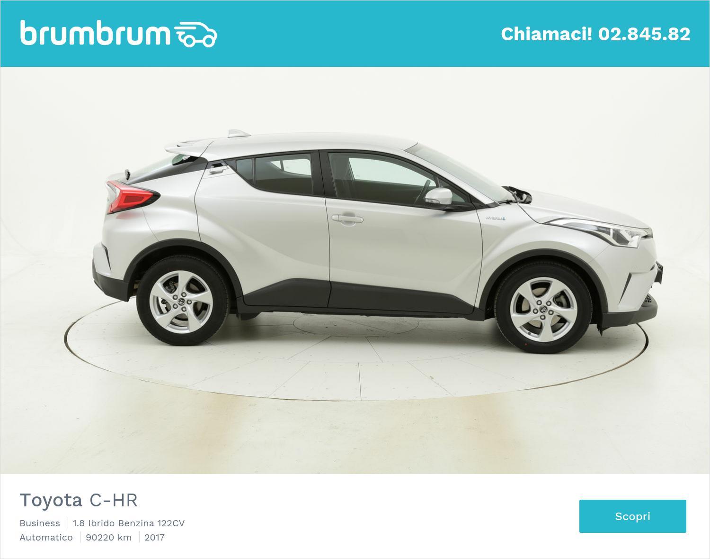 Toyota C-HR usata del 2017 con 90.261 km | brumbrum